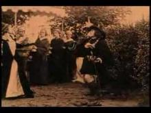 Vitagraph, 1908, Richard III, Act 1, Scene 2, Silent Film