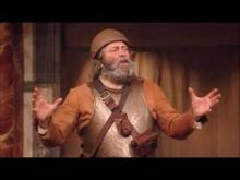 Shakespeare's Globe Theatre: Falstaff (Roger Allam) on Honor