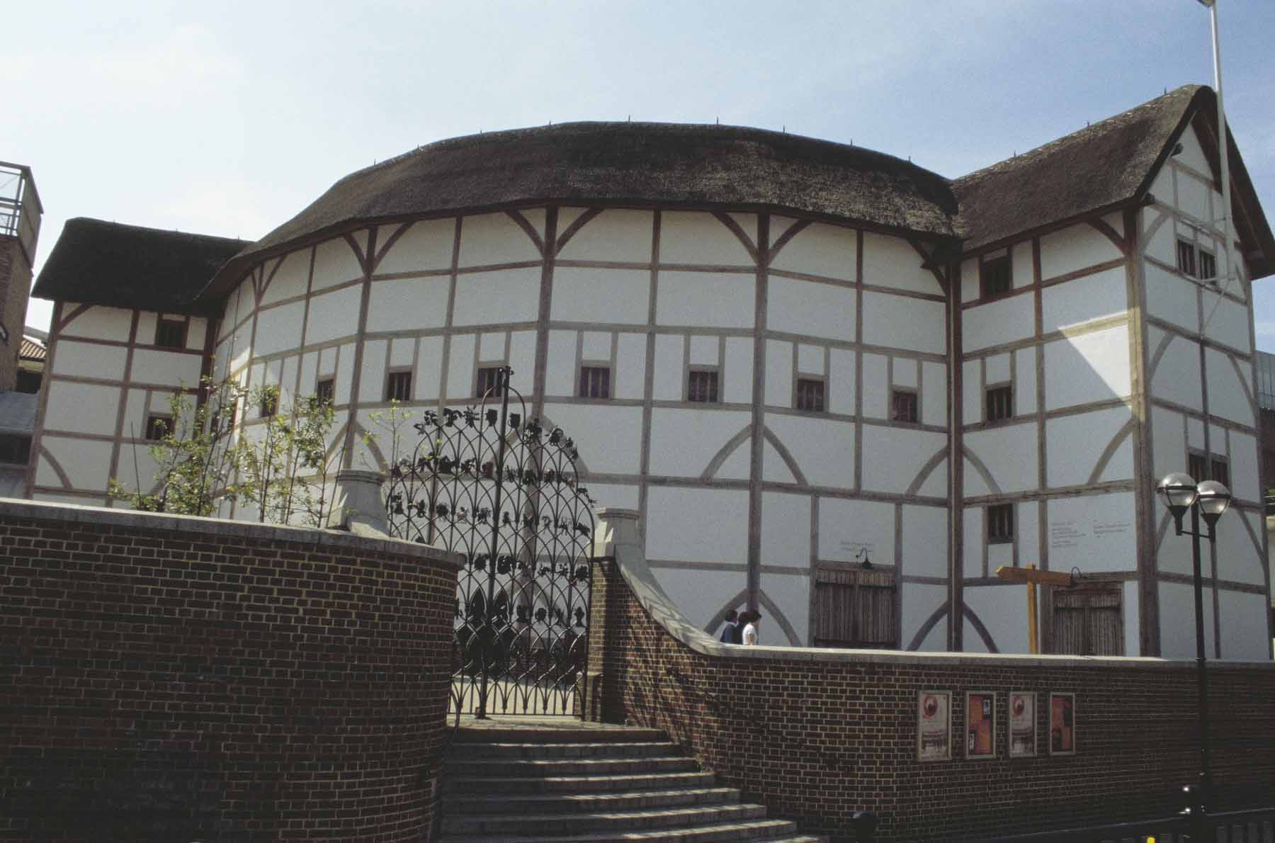 globe theatre essay The globe theatre,  a seventeenth century english theatre in southwark, london() other than the plague, the globe theatre had other hard times as well since the globe was a twenty four sided.