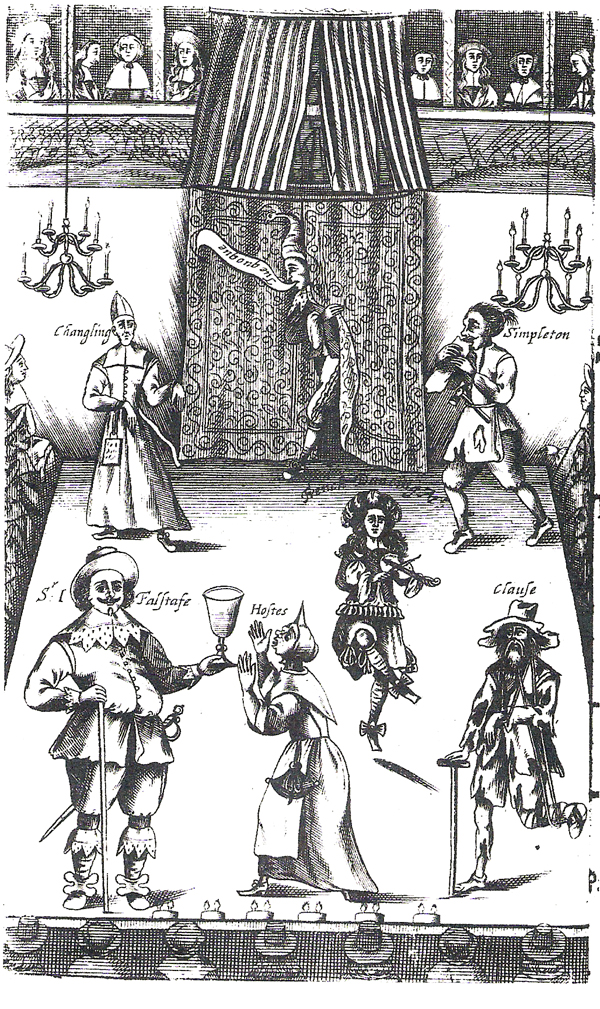 hamlet part 1 an introduction to elizabethan theater 2 essay Elizabethan theatre introduction the history of theatre s back to pre elizabethan era upon which, theatre was the main art at the period the elizabethan era gave rise to an increased interest in theater.