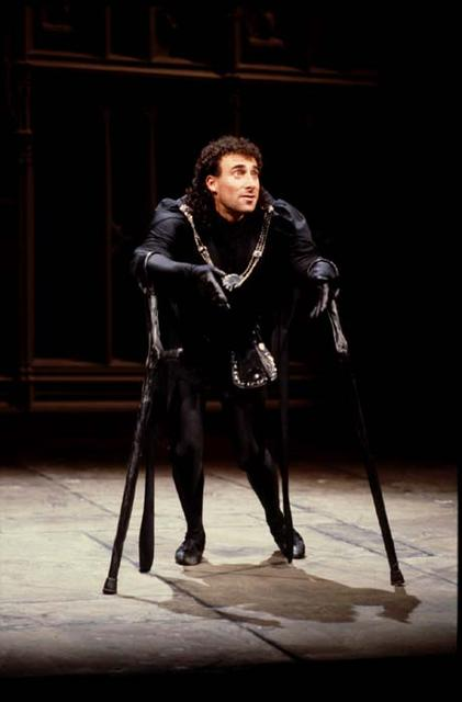 Richard Iii Royal Shakespeare Company 1984 Shakespeares