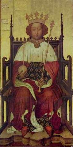 King Richard II of England: 1367-1400