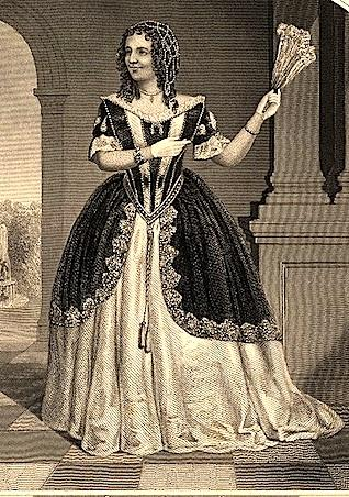 Much Ado about Nothing, Anna Cora Ritchie as Beatrice, 1819-1870