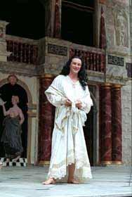 Antony and Cleopatra, Shakespeare's Globe, 1999