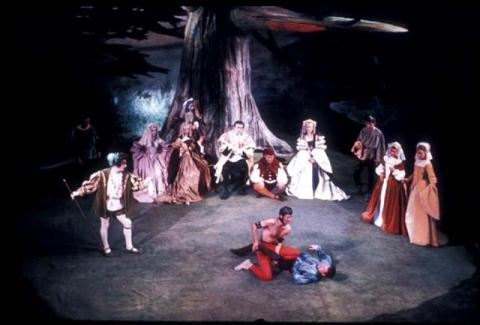 As You Like It, Royal Shakespeare Company, 1961