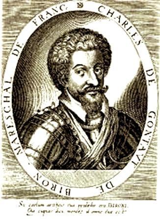 Charles de Gontault, Duc de Biron