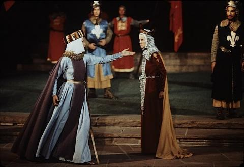 Colorado Shakespeare Festival, King John: 1976.