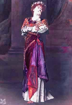 Cymbeline, Ellen Terry as Imogen, 19th Century