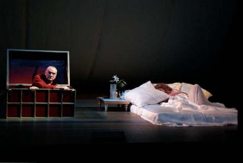 Cymbeline, Royal Shakespeare Company, 1997