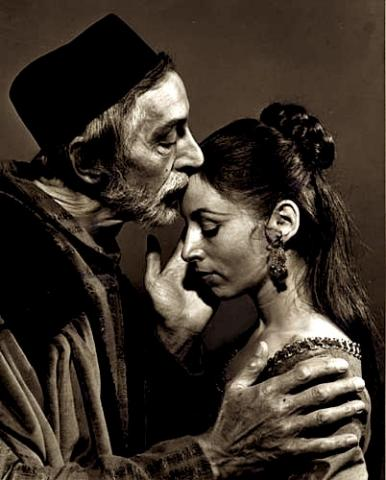 Great Lakes Shakespeare Festival, The Merchant of Venice, 1970