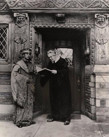 Hamlet, Chicago Civic Shakespeare Society, 1931