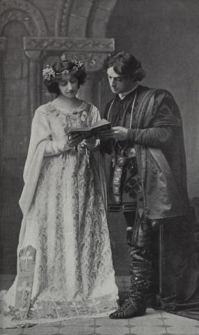 Hamlet, Lyric Theatre, Circa 1905