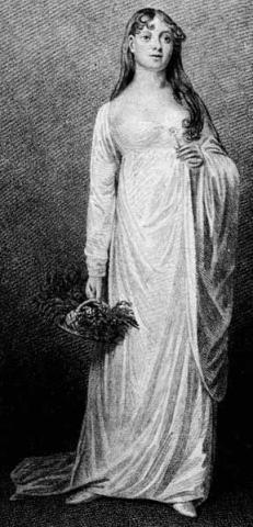 Hamlet, Mary Bolton as Ophelia