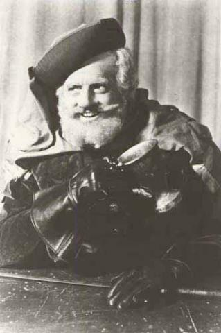 Henry IV, Part 1, Maurice Evans as Falstaff, 1939