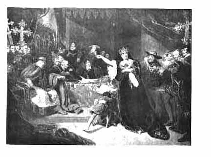 Henry VIII, Sarah Siddons (1755-1831) as Queen Katherine