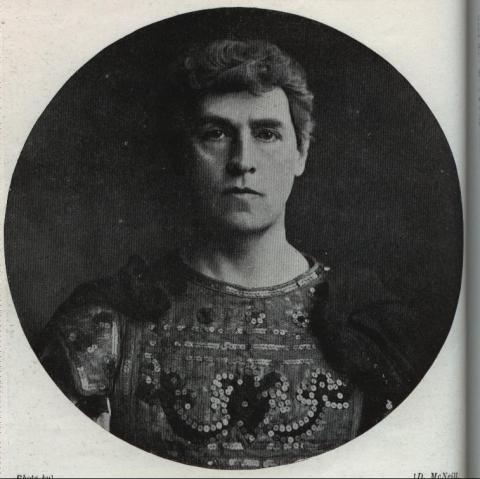 Julius Caesar, Otho Stuart as Brutus, 20th Century