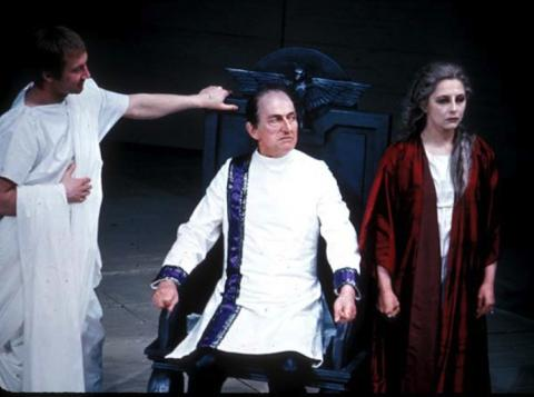 Julius Caesar, Royal Shakespeare Company, 1972