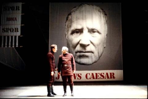 Julius Caesar, Royal Shakespeare Company, 1983
