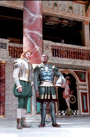 Julius Caesar, Shakespeare's Globe Theatre, 1999