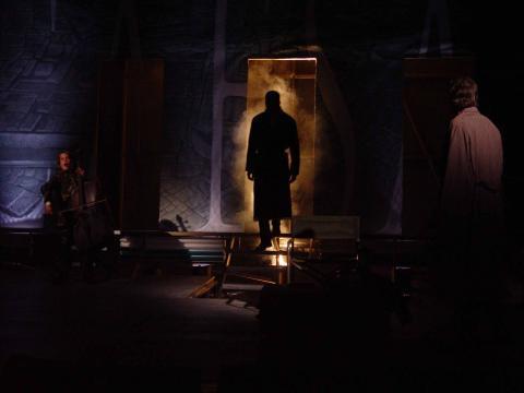 Julius Caesar's Ghost