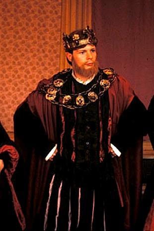 King Henry VIII, Berkeley Shakespeare Program, 1990