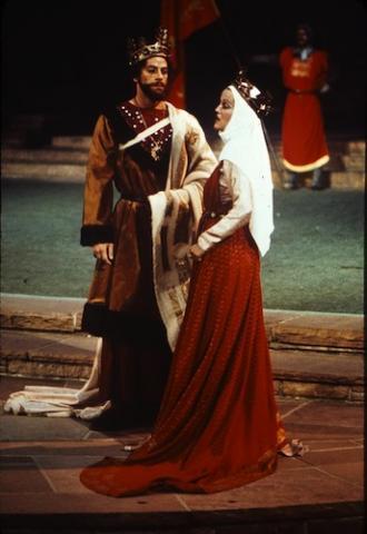 King John: Colorado Shakespeare Festival, 1976.