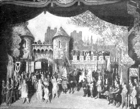 King John: The Scene Before Angiers