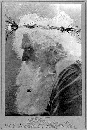 King Lear, 1880
