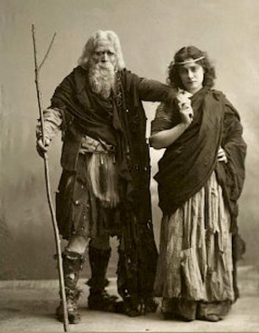 King Lear, Cordelia, 1890