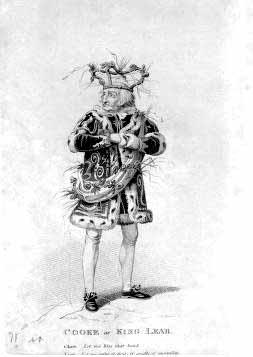 King Lear, George Frederick Cooke (1756-1812) as Lear