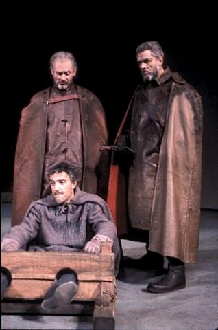 King Lear, Royal Shakespeare Company, 1962