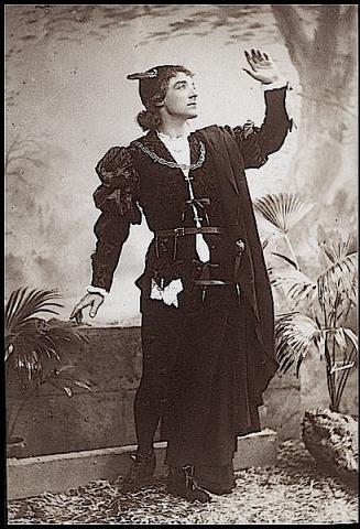 Kyrle Bellew as Romeo: late 19.c
