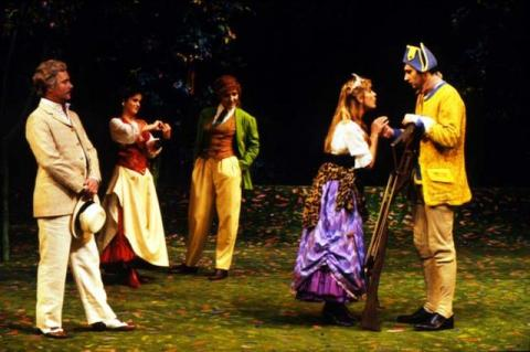 Love's Labour's Lost, Royal Shakespeare Company, 1991