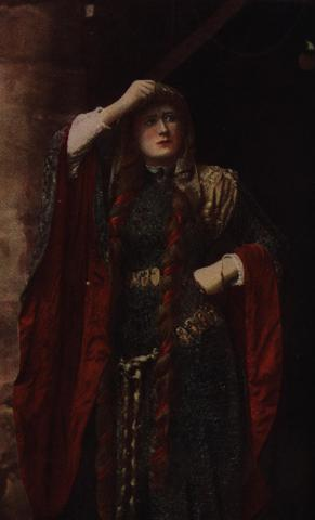 Macbeth, Ellen Terry as Lady Macbeth, 1889