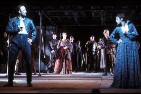 Macbeth, Royal Shakespeare Company, 1983