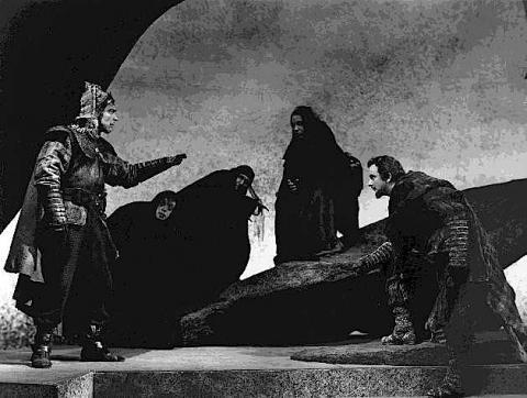 Margaret Webster Production: Macbeth, 1942, New York