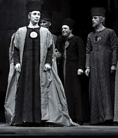 Measure for Measure, Royal Shakespeare Company, 1970