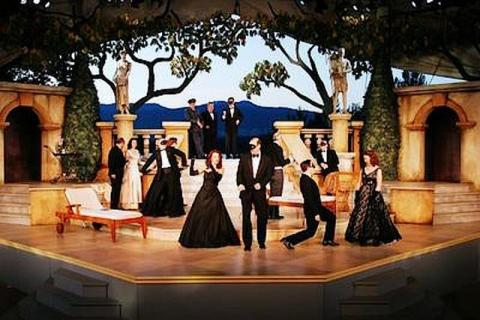 Much Ado About Nothing, Bard on the Beach, 2004
