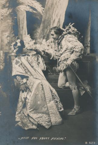 Much Ado About Nothing, Knickerbocker Theatre, 1904