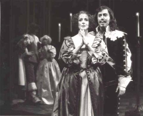 Much Ado About Nothing, Stratford Shakespeare Company, 1980