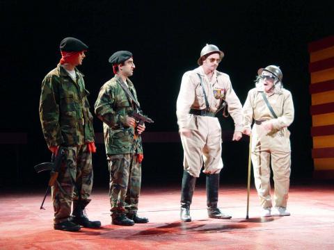 Much Ado: California Shakespeare Theatre; The Watch
