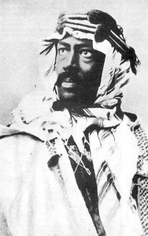 Othello, Constantin Stanislavski as Othello, 1896