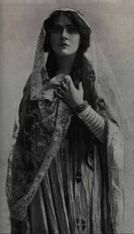 Othello, Lily Brayton as Desdemona, 20th Century