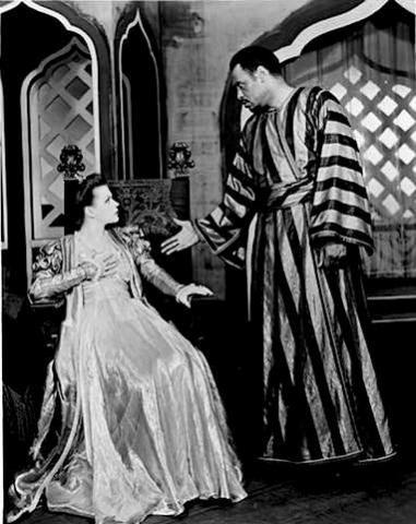 Othello, Margaret Webster Production, 1943