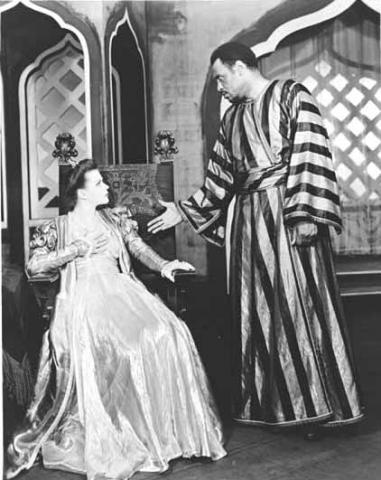 Othello, Theatre Guild, 1943-1944