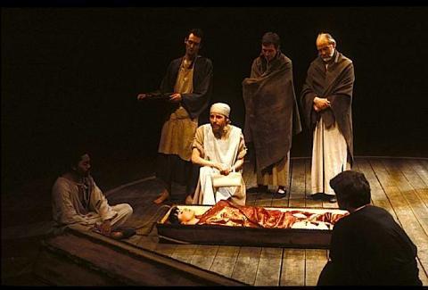 Pericles, Royal Shakespeare Company, 1980