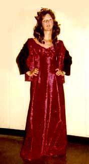 Queen Margaret in Plantagenet Women (BSP, 1979)