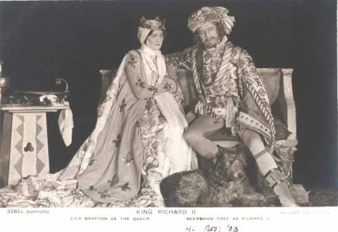 Richard II, His Majesty's Theatre, 1903
