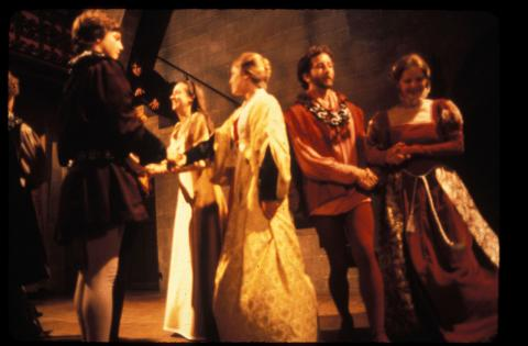 Richard III, Berkeley Shakespeare Program, 1979