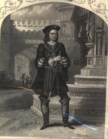 Richard III, Charles Kean as Richard of Gloucester, 19th Century